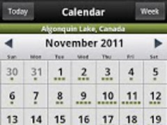 Hunting Calendar 1.0.3 Screenshot