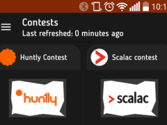 Huntly 4.4.3 Screenshot