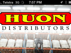 Huon Distributors 4.5.2 Screenshot