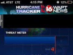 Hurricane Tracker 16 WAPT News 4.0.2 Screenshot