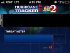 Hurricane Tracker WESH 2 4.0.1 Screenshot