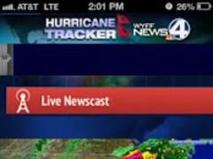 Hurricane Tracker WYFF 4 4.2 Screenshot