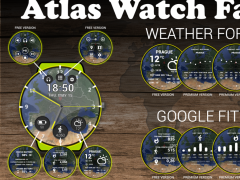 HuskyDEV Atlas Watch Face 1.16 Screenshot