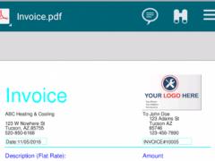 HVAC Flat Rate Pricing 6.1.1.8 Screenshot