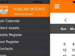 hvacrbooks 1.3 Screenshot
