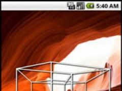 Hypercubed Live Wallpaper 0.5 Screenshot
