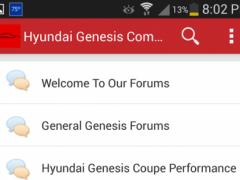 Hyundai Genesis Coupe Forum 3.13.19 Screenshot