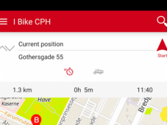 I Bike CPH 2.2.3 Screenshot