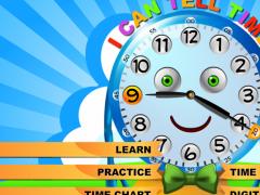 I Can Tell Time 1.1 Screenshot
