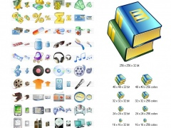 i-Commerce Icon Set 4.0 Screenshot
