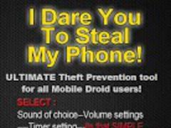 I Dare You To Steal My Phone! 2.0 Screenshot