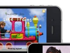 I Like Trains - Kids Books Series 1.4 Screenshot