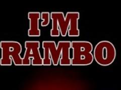 I'm Rambo 4 Screenshot