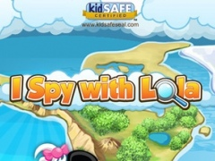 I Spy With Lola: A Fun Word Game for Kids! 1.2.0 Screenshot
