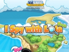 I Spy With Lola FREE: A Fun Word Game for Kids! 1.2.1 Screenshot