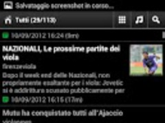 I Support Fiorentina 1.0 Screenshot