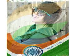 I Support India 1.2 Screenshot