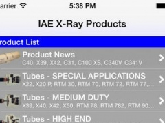 IAE X-Ray 3.0 Screenshot