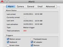 iAlertU 0.70 Screenshot
