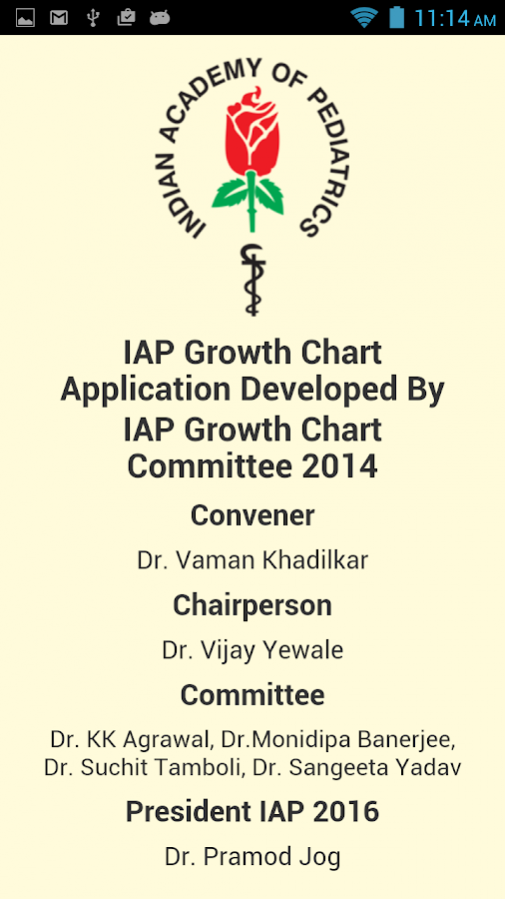 Iap Growth Chart Application 118 Free Download