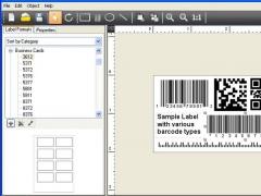 iBarcoder, Windows barcode generator 1.3.7 Screenshot