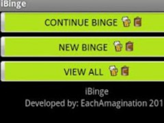 iBinge - Drink Counter FREE 3.5 Screenshot