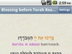 iBless Torah 1.0 Screenshot
