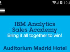 IBM Analytics Sales Academy 6 Screenshot