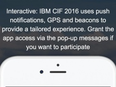 IBM Cloud Innovation Forum 2016 4.2.1 Screenshot
