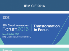 IBM Cloud Innovation Forum 4.2.2.5 Screenshot