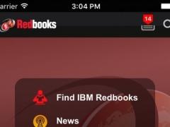 IBM Redbooks 1.5.0 Screenshot