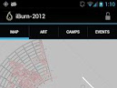 iBurn 2012 (Burning Man Guide) 1.0 Screenshot