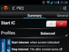 IC Battery Saver Pro 1.5 Screenshot