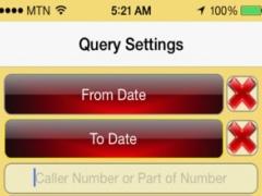 iCall History Geo 1.4 Screenshot