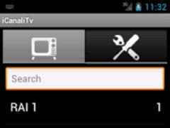 iCanaliTv 1.2 Screenshot