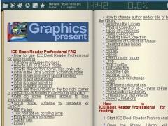 ICE Book Reader Professional 9.6 Screenshot