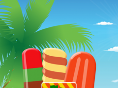 Ice candy fever cooking game 1.0.4 Screenshot