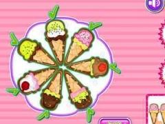 Ice Cream Cone Cookies 1.0 Screenshot