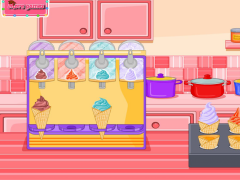 Ice cream cone cupcakes candy 1.0.3 Screenshot