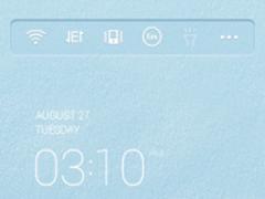 Ice Cream Dodol Theme 1.1 Screenshot
