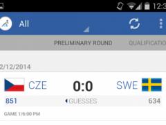 Ice Hockey - Sochi 2014 1.1.3 Screenshot