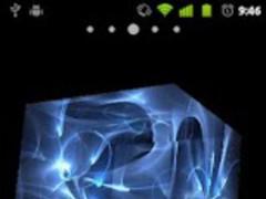 Ice Live Wallpaper 2.2 Screenshot