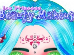 Ice Princess Beauty Makeup——Fashion Fairy Makeover &Sweet Date 1.0.1 Screenshot
