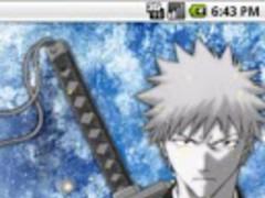 Ichigo Kurosaki LWP 1.0 Screenshot