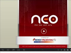 ICICI PruLife NEO. 3.7 Screenshot