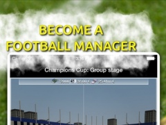 iClub Manager 2 Free - become a football manager 1.4.2 Screenshot