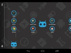 Icon Pack - Cyano Circle 1.3 Screenshot
