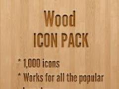 Wood Icon Pack 4.4.1.1 Screenshot