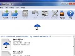 IconMasterXP 4.9 Screenshot