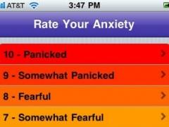 iCounselor: Anxiety 1.2 Screenshot